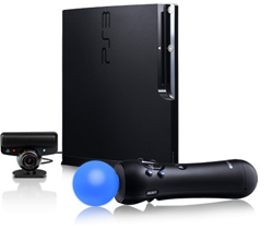 Sony Playstation 3 move huren